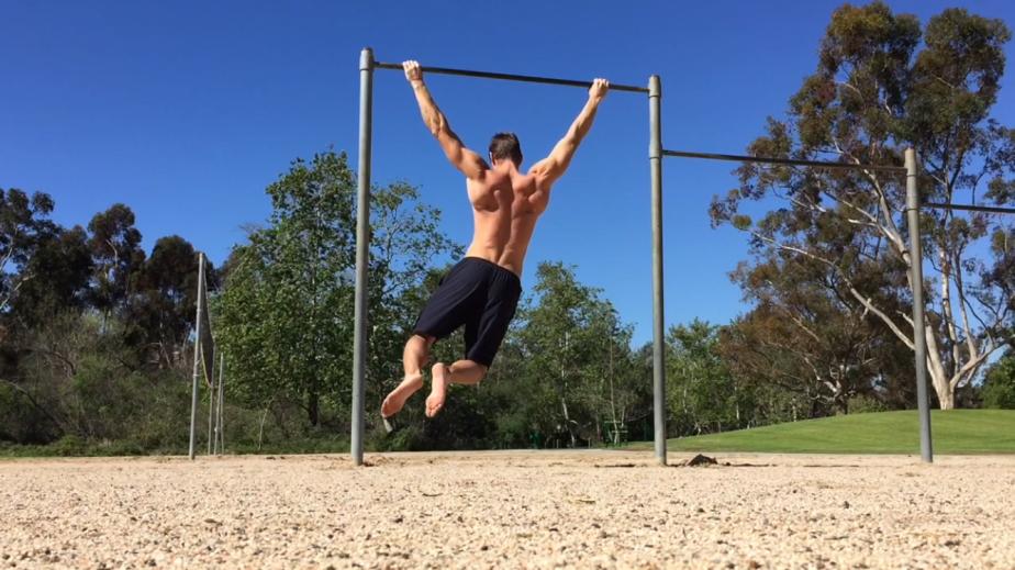 Bar Workout 2